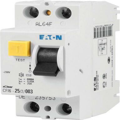 Wyłącznik różnicowo-prądowy AC 25 A EATON