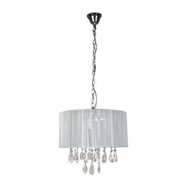 Lampa wisząca ESSENCE biała E14 ITALUX