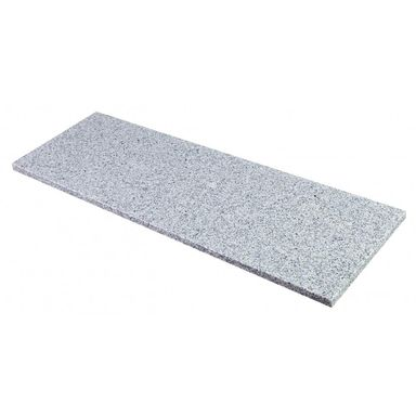Parapet granitowy szary 92x30x2 cm KNAP