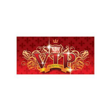 Tabliczka VIP 9 x 20 cm