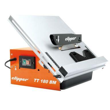 Elektryczna przecinarka do płytek ceramicznych TT180 BM CLIPPER śr. tarczy 180 mm  NORTON