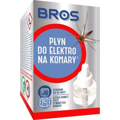 Płyn do odstraszacza komarów 60 NOCY BROS