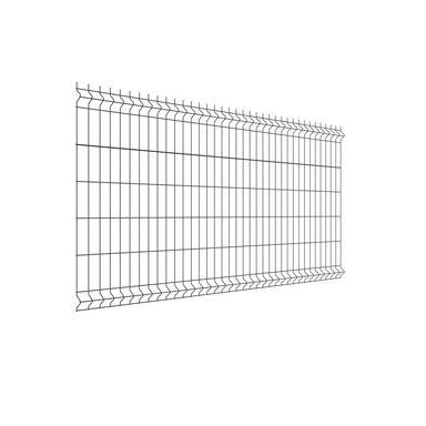 Panel ogrodzeniowy VERA 250 x 123 cm Antracytowy WIŚNIOWSKI