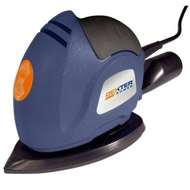 Szlifierka oscylacyjna 2505  125 W   95 x 136 mm DEXTER POWER