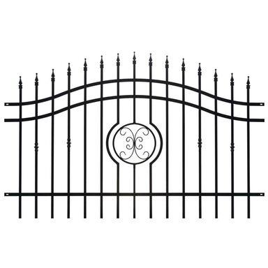 Panel ogrodzeniowy ROMA 200 cm x 110 - 128 cm POLBRAM