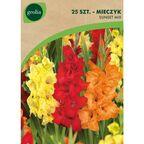 Mieczyk Sunset MIX 25 szt. cebulki kwiatów GEOLIA