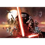 Fototapeta STAR WARS COLLAGE 368 x 254 cm