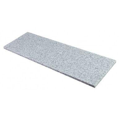 Parapet granitowy szary 182X30X2 cm KNAP