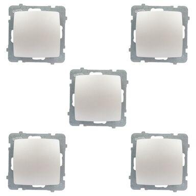 Zestaw KARO  Srebrny  OSPEL