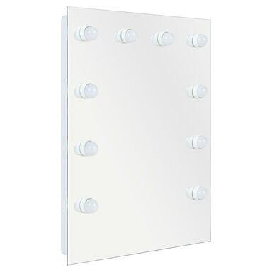 Lustro łazienkowe z oświetleniem wbudowanym CABARET 70 x 80 DUBIEL VITRUM