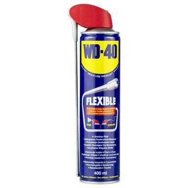 Środek konserwujący WD40 400 ml z elastycznym aplikatorem FLEXIBLE WD-40