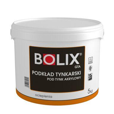 Podkład tynkarski POD TYNK AKRYLOWY GTA 5 kg BOLIX