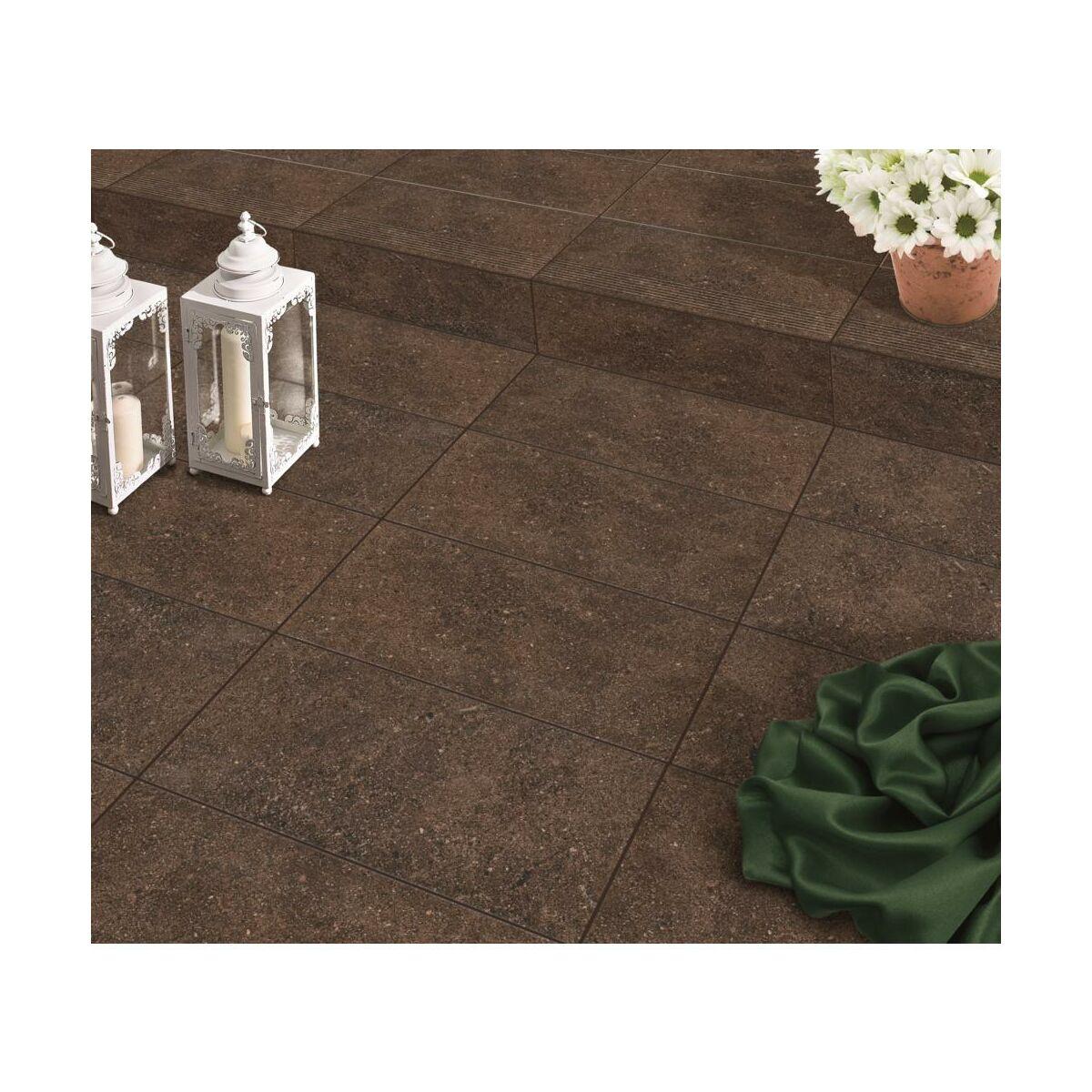 Stopnica Granitos 30 X 30 Ceramika Paradyz Gres W Atrakcyjnej Cenie W Sklepach Leroy Merlin