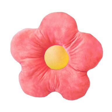 Poduszka dla dzieci Maya różowa 40 x 40 cm