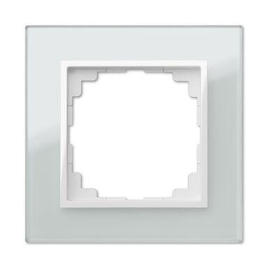 Ramka pojedyncza SENTIA  biały  ELEKTRO - PLAST