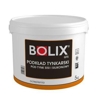 Podkład tynkarski pod tynki silikatowo-silikonowe GTS 5 kg BOLIX