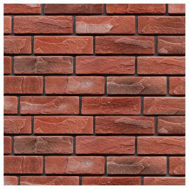 Kamień dekoracyjny TURMALIN TM4 Czerwony 22,8 x 7,3 cm MAXSTONE