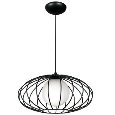 Lampa wisząca KRONOS czarna E14 EKO-LIGHT
