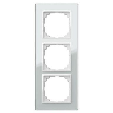 Ramka potrójna SENTIA  Biały  ELEKTRO-PLAST