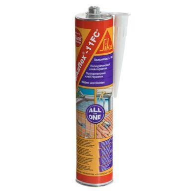 Klej uszczelniający SIKAFLEX - 11 FC+ Biały 300 ml SIKA