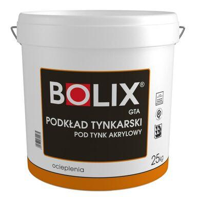 Podkład tynkarski POD TYNK AKRYLOWY GTA 25 kg BOLIX