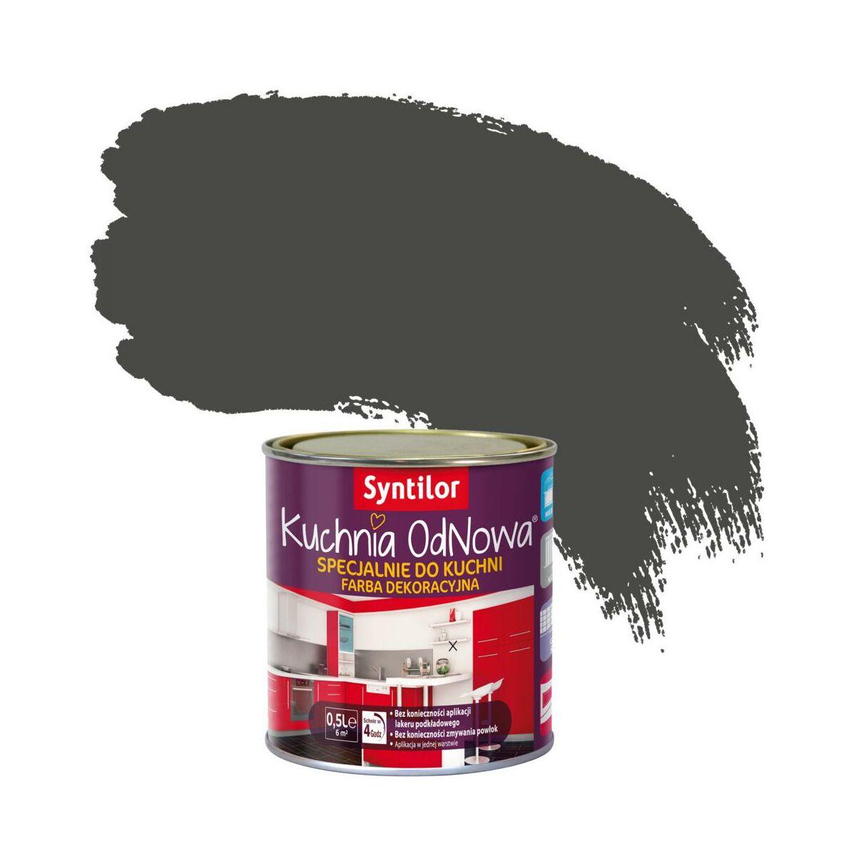 Farba Renowacyjna Kuchnia Odnowa 05 L Ziarno Maku Syntilor
