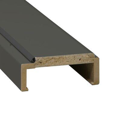 Belka górna ościeżnicy REGULOWANEJ 80 Grafitowa 140 - 160 mm CLASSEN