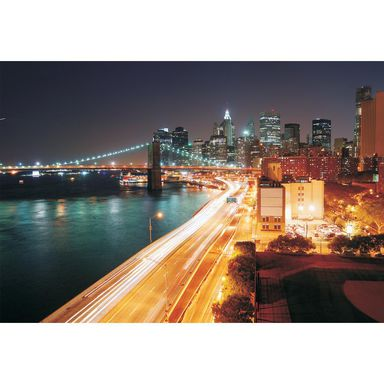 Fototapeta NYC LIGHTS 208 x 146 cm