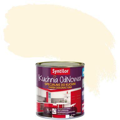 Farba renowacyjna KUCHNIA ODNOWA 1 l Vanilia SYNTILOR