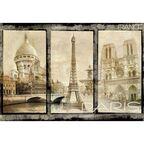 Fototapeta PARIS SEPIA 146 x 208 cm