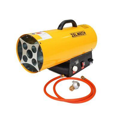 Nagrzewnica gazowa NGZL 30 kW ZELMECH