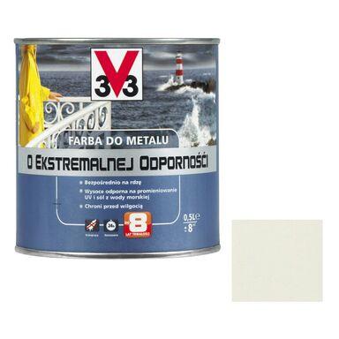 Farba antykorozyjna O EKSTREMALNEJ ODPORNOŚCI V33