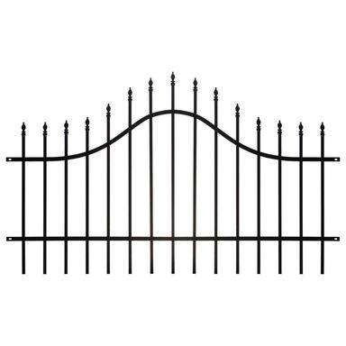 Panel ogrodzeniowy WIKTOR 200 cm x 90 - 120 cm POLBRAM