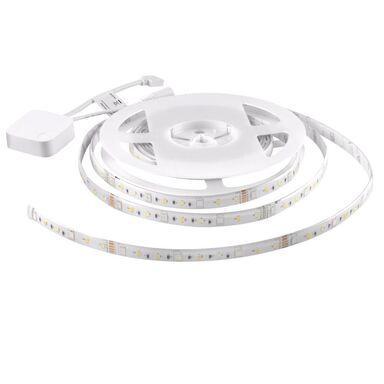 Taśma LED TUYA MUSIC IP65 RGBW 5 m + zasilacz i kontroler POLUX