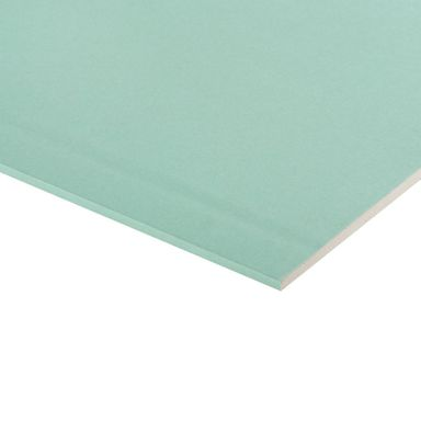 Płyta gipsowo - kartonowa IMPREGNOWANA 2,6 m x 1,2 m x 12,5 mm NORGIPS