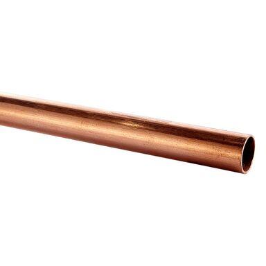 Rura miedziana 28 mm/2.5 mb