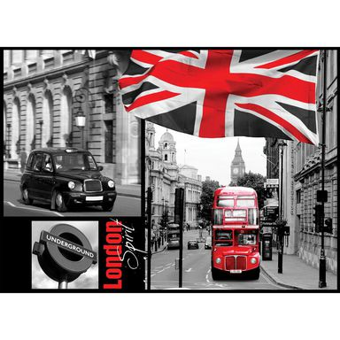 Fototapeta LONDON 208 x 146 cm