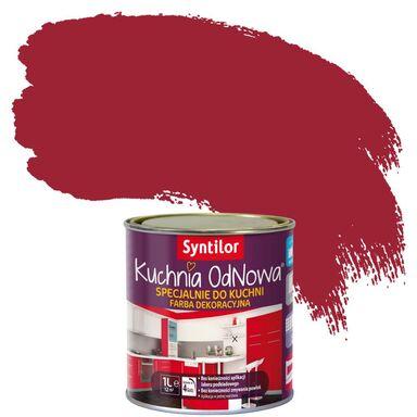 Farba renowacyjna KUCHNIA ODNOWA 1 l Gaspacho SYNTILOR