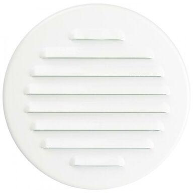 Kratka wentylacyjna stalowa 100 biała EQUATION