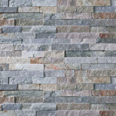 Kamień naturalny WALL CRAZY ŻÓŁTY SMALL 40X10X0,5-1,5 CM