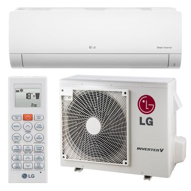 Klimatyzator SPLIT 24000 BTU P24EN.NSK / P24EN.UUE 6600 LG