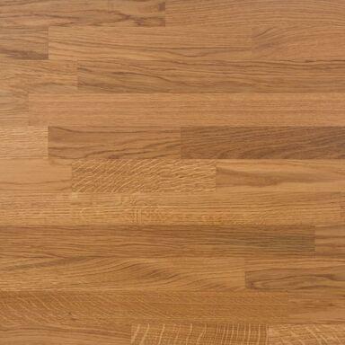 Panel dekoracyjny kuchenny FORNIROWANY 65X305 CM DĘBOWY BIURO STYL