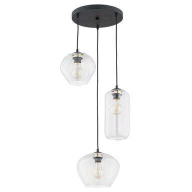Lampa wisząca KALIMERA szklana 3 x E27 PREZENT
