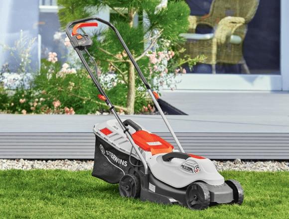 Leroy Merlin - Sterwins - moc urządzeń w Twoim ogrodzie