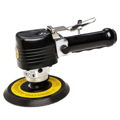 Szlifierka mimośrodowa pneumatyczna 150 mm 140 l / min. 74L215 TOPEX