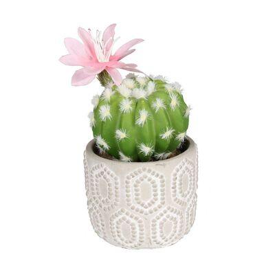 Kaktus sztuczny w doniczce 14 cm SPLENDID