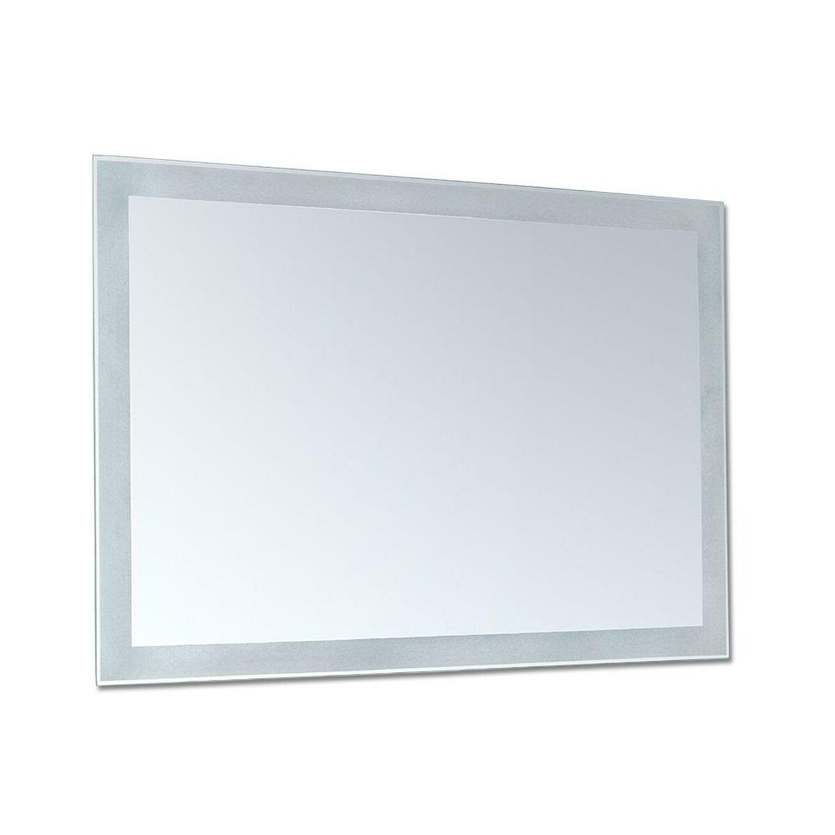 Lustro Lazienkowe Bez Oswietlenia Ines 80 X 60 Cm Venti Lustra Lazienkowe I Akcesoria W Atrakcyjnej Cenie W Sklepach Leroy Merlin