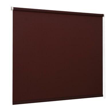 Roleta okienna 200 x 220 cm brązowa INSPIRE