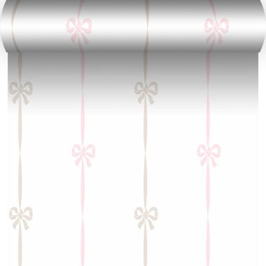 Tapeta JACK 'N ROSE RIBBONS GRANDECO