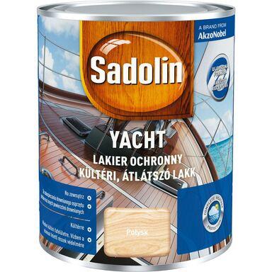 Lakier zewnętrzny do drewna YACHT 0.75 l Bezbarwny SADOLIN